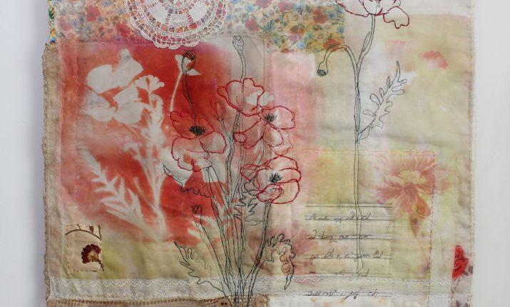 40 Yds Crimson Flower (4)