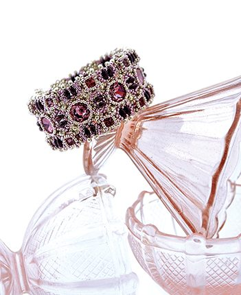Jezebels jewel cuff